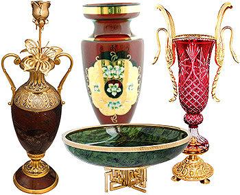 Римские вазы