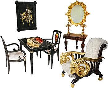 Мебель в Римском стиле