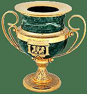 Нефритовая ваза «Греческая»